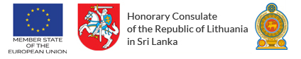 Honarary Consulate Republic of Lithuania to the Socialist  Republic of Sri Lanka